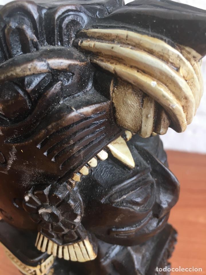 Arte: Totem escultura Maya Azteca por Identificar - Foto 8 - 190513575