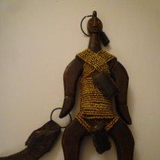 Arte: MUÑECA AFRICANA. FERTILIDAD. ÉTNIA NAMJI. CAMERUN. Lote 192096041