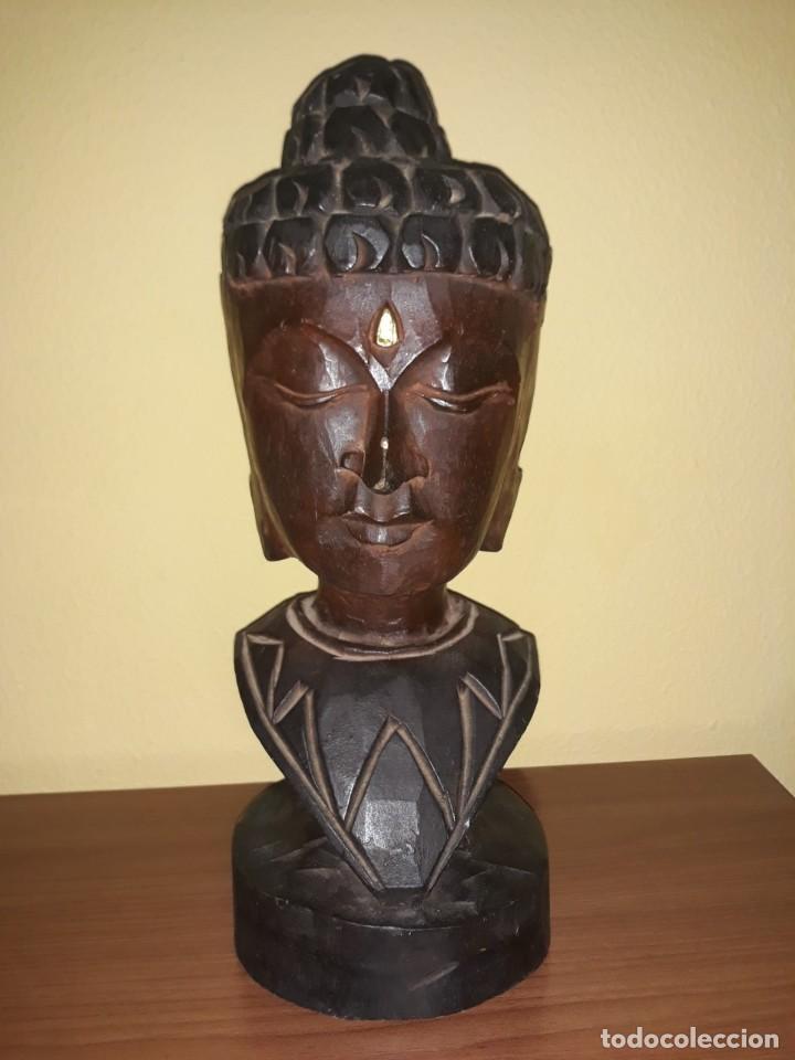 BUSTO DE BUDA (Arte - Étnico - Asia)