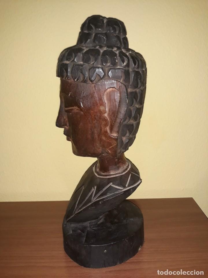 Arte: Busto de buda - Foto 2 - 193256810