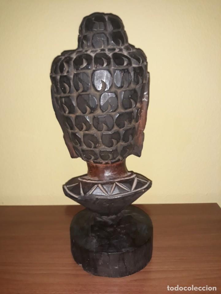 Arte: Busto de buda - Foto 3 - 193256810