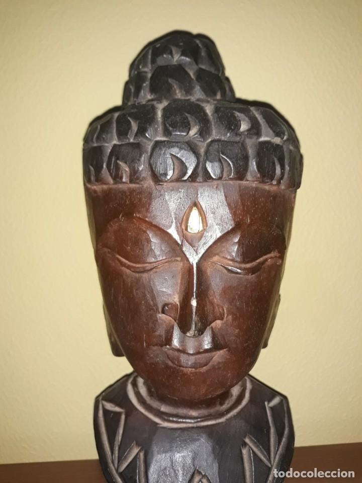 Arte: Busto de buda - Foto 4 - 193256810