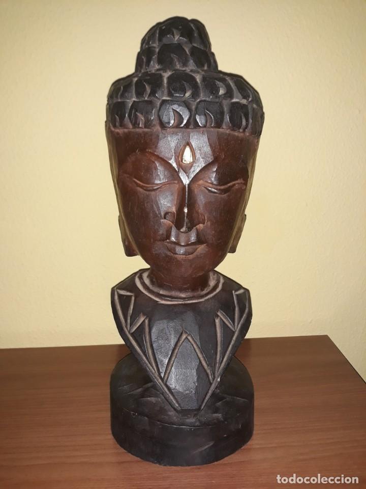 Arte: Busto de buda - Foto 5 - 193256810