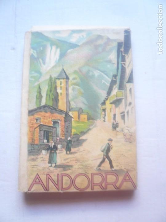 ANDORRA-LA-VELLA (Arte - Étnico - Europa)