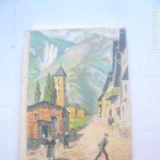 Arte: ANDORRA-LA-VELLA. Lote 193385742