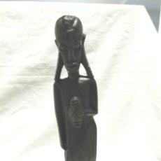 Arte: ESCULTURA DE MADERA AFRICANA . Lote 193440050