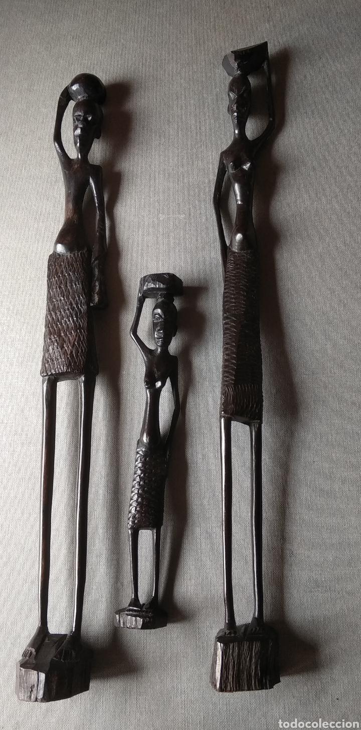 FAMILIA AFRICANA (Arte - Étnico - África)