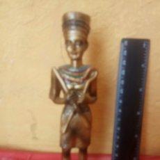 Arte: FIGURA EGIPCIA REPRODUCCIÓN. Lote 194206722