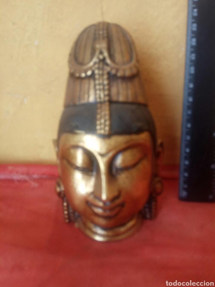 BUDA CABEZA (Arte - Étnico - Asia)