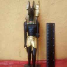 Arte: FIGURA EGIPCIA ORUS REPRODUCCIÓN. Lote 194207440