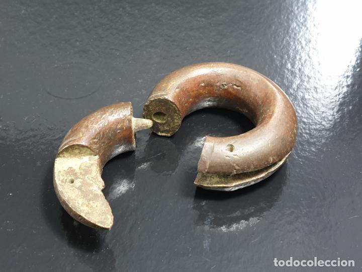 Arte: pulsera africana antigua - Foto 7 - 194296800