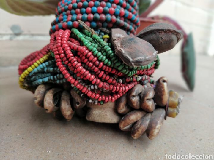 Arte: Antigua muñeca africana Namji, Camerún - Foto 8 - 194384785