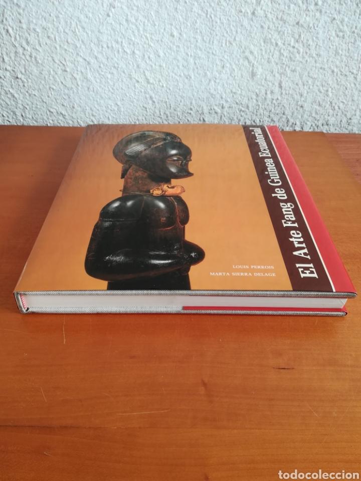 Arte: El arte Fang de Guinea Ecuatorial - Antropología Etnología África - Foto 2 - 195317663