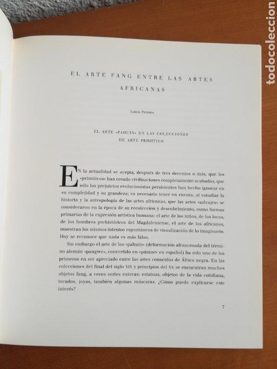 Arte: El arte Fang de Guinea Ecuatorial - Antropología Etnología África - Foto 20 - 195317663