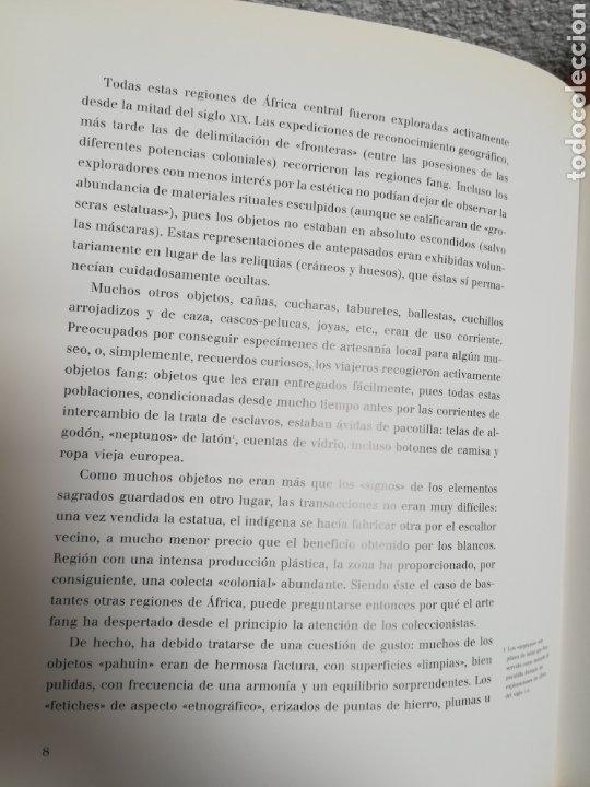 Arte: El arte Fang de Guinea Ecuatorial - Antropología Etnología África - Foto 21 - 195317663