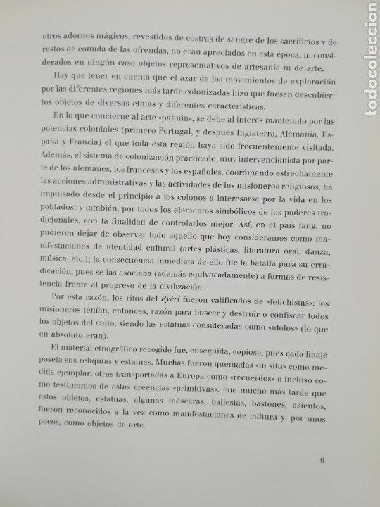 Arte: El arte Fang de Guinea Ecuatorial - Antropología Etnología África - Foto 22 - 195317663
