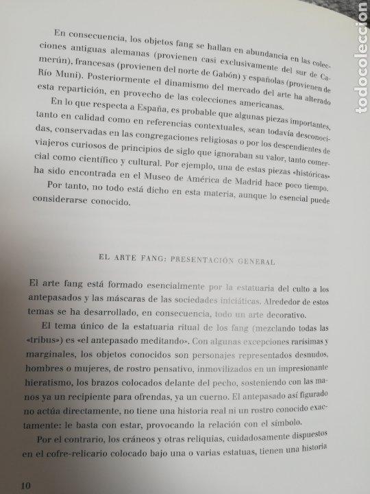 Arte: El arte Fang de Guinea Ecuatorial - Antropología Etnología África - Foto 23 - 195317663