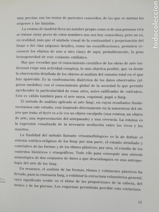 Arte: El arte Fang de Guinea Ecuatorial - Antropología Etnología África - Foto 24 - 195317663