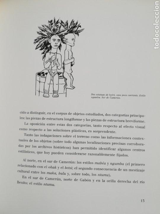 Arte: El arte Fang de Guinea Ecuatorial - Antropología Etnología África - Foto 26 - 195317663
