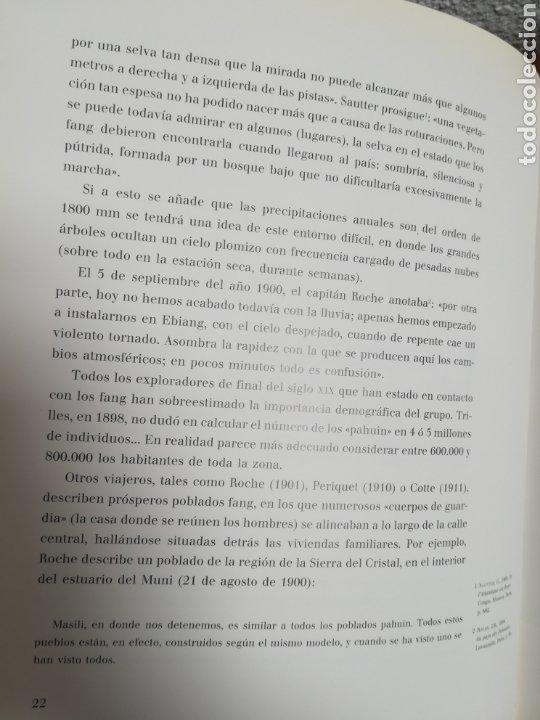 Arte: El arte Fang de Guinea Ecuatorial - Antropología Etnología África - Foto 30 - 195317663