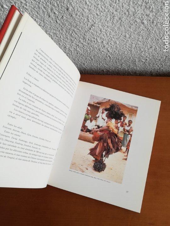 Arte: El arte Fang de Guinea Ecuatorial - Antropología Etnología África - Foto 32 - 195317663