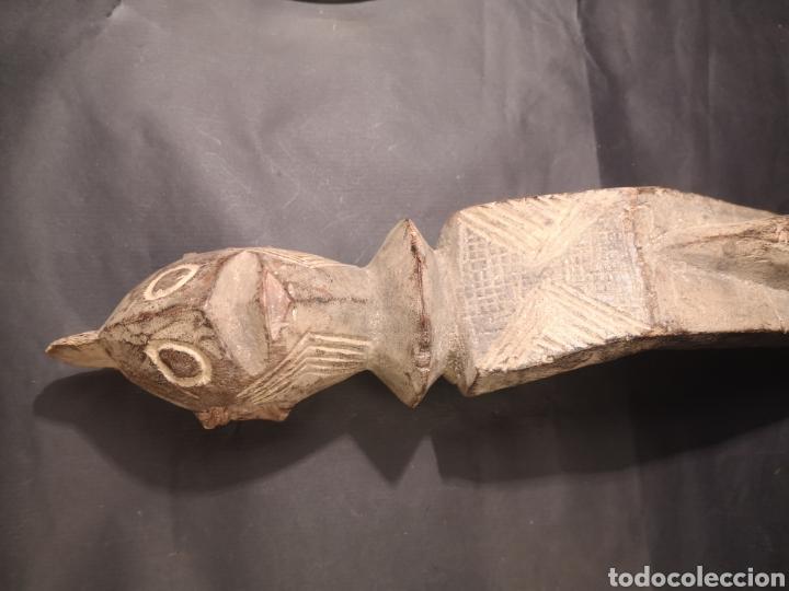 Arte: Figura chamba antigua africana - Foto 3 - 195334195