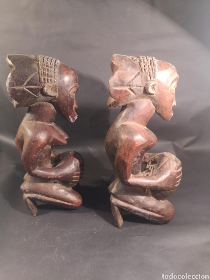 Arte: Pareja africana - Foto 2 - 195334945