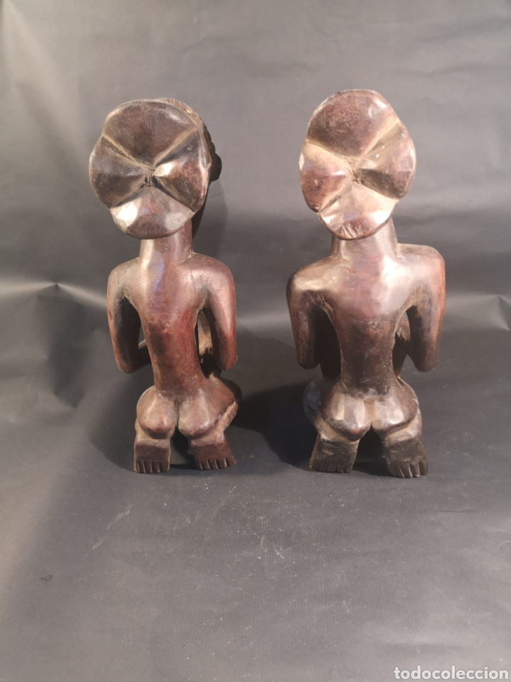 Arte: Pareja africana - Foto 3 - 195334945