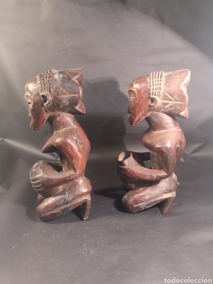Arte: Pareja africana - Foto 4 - 195334945