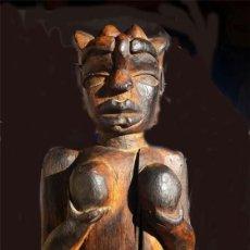 Arte: ARTE TRIBAL DEL PUEBLO BAMUM, CAMERÚN.. Lote 196915398