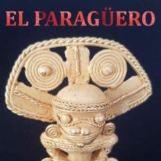 Arte: CHAMAN EROTICO PRECOLOMBINA DE ORO TUMBAGA ORFEBRERIA QUIMBAYA)PESO 73 GR MIDE - Nº17. Lote 197352496