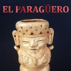 Arte: CHAMAN EROTICO PRECOLOMBINA DE ORO TUMBAGA ORFEBRERIA QUIMBAYA)PESO 88 GR MIDE - Nº117. Lote 197353297