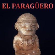Arte: INDIO YAQUEUTA EN OFRENDA PRECOLOMBINA DE ORO TUMBAGA ORFEBRERIA QUIMBAYA)PESO 104 GR MIDE - Nº16. Lote 197355268