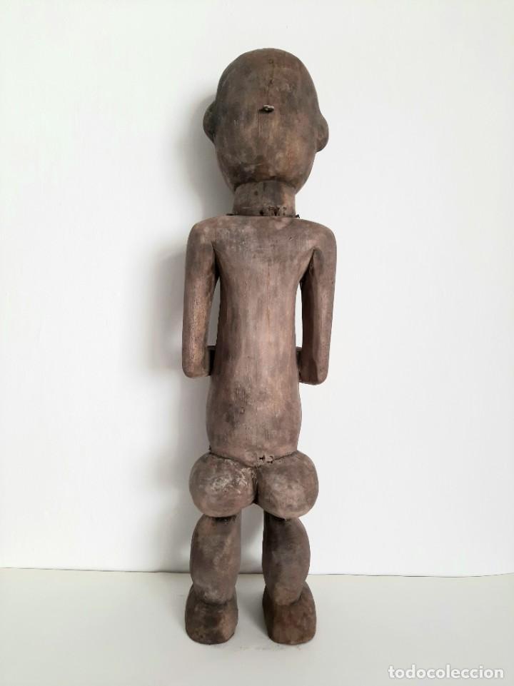 Arte: Escultura votiva africana. Etnia Tsogho-Vouvi / Gabon. - Foto 2 - 44112210