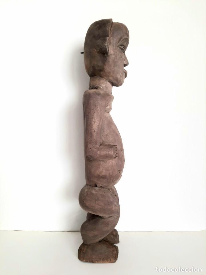 Arte: Escultura votiva africana. Etnia Tsogho-Vouvi / Gabon. - Foto 4 - 44112210