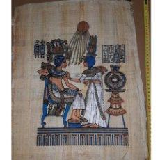Arte: PAPIRO EGIPCIO. Lote 200879091