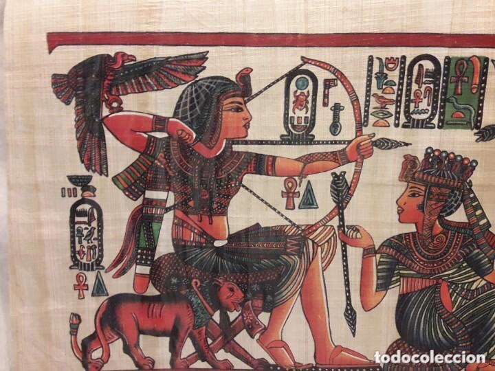 Arte: Precioso papito certificado, Egipcio, - Foto 3 - 204445306