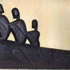 Arte: TALLA MADERA AFRICANA. Lote 204548530