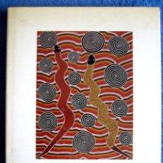 Arte: TJUKURRPA (ENSUEÑOS) PINTURA ABORIGEN DEL DESIERTO AUSTRALIANO. Lote 205795273