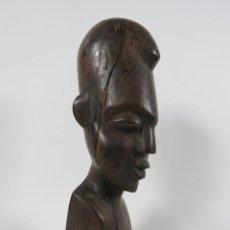 Arte: ESCULTURA DE ARTE TRIBAL AFRICANO DE PRINCIPIOS DEL SIGLO XX. Lote 206169098