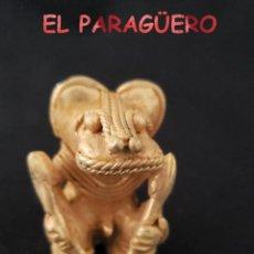 Arte: RARA PIEZA ZOOMORFICA PRECOLOMBINA QUIMBAYA DE ORO TUMBAGA PESO 31 GRAMOS - Nº10. Lote 206346142