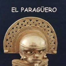 Arte: RARO CHAMAN PRECOLOMBINO QUIMBAYA DE ORO TUMBAGA PESO 67 GRAMOS - Nº130. Lote 206502222