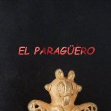 Arte: RARO PAJARO TITICO PRECOLOMBINO QUIMBAYA DE ORO TUMBAGA PESO 24 GRAMOS - P8. Lote 207328456