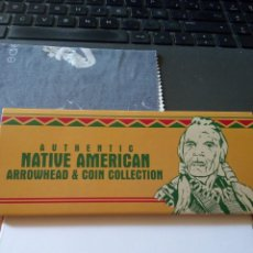 Arte: PUNTA DE FLECHA / INDIOS NORTEAMERICANOS / NATIVOS AMERICANOS. Lote 207925440