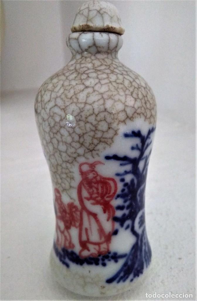 Arte: Tabaquera de rapé china. Principios siglo XX. - Foto 3 - 210341727