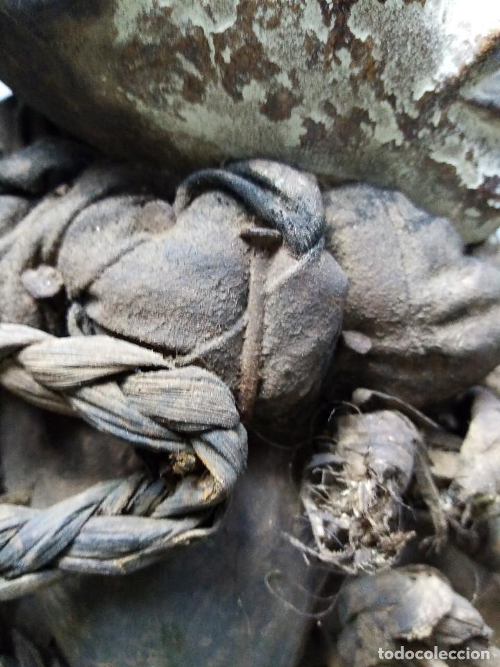 Arte: ARTE ÉTNICO AFRICANO. FETICHE NKISI. BAKONGO YOMBE del tipo NKONDI.CONGO.ÁFRICA. - Foto 18 - 212493645