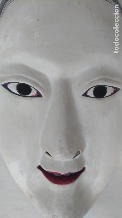 MASCARA RITUAL JAPONESA (Arte - Étnico - Asia)