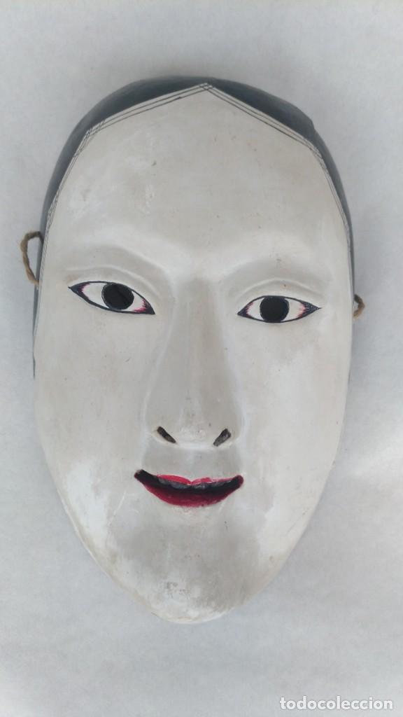 Arte: Mascara ritual japonesa - Foto 2 - 215131373