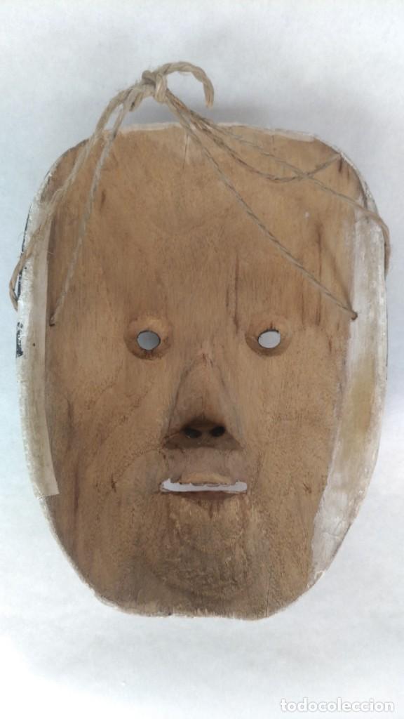 Arte: Mascara ritual japonesa - Foto 9 - 215131373