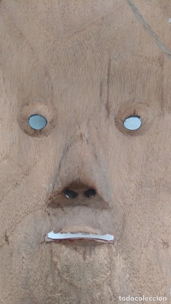 Arte: Mascara ritual japonesa - Foto 11 - 215131373